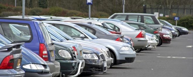 Dunlaoghaire Rathdown Parking Services